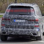 BMW X7 2019 Spy G07 - BMW X7 xDrive50i (13)
