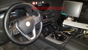 BMW X7 2019 Spy G07 - BMW X7 xDrive50i (5)