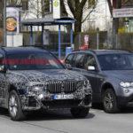 BMW X7 2019 Spy G07 - BMW X7 xDrive50i (6)