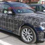 BMW X7 2019 Spy G07 - BMW X7 xDrive50i (7)
