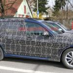 BMW X7 2019 Spy G07 - BMW X7 xDrive50i (9)