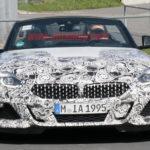 BMW Z4 Roadster Spy 2018 - G29 (11)