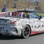 BMW Z4 Roadster Spy 2018 - G29 (8)