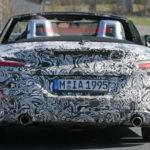 BMW Z4 Roadster Spy 2018 - G29 (9)