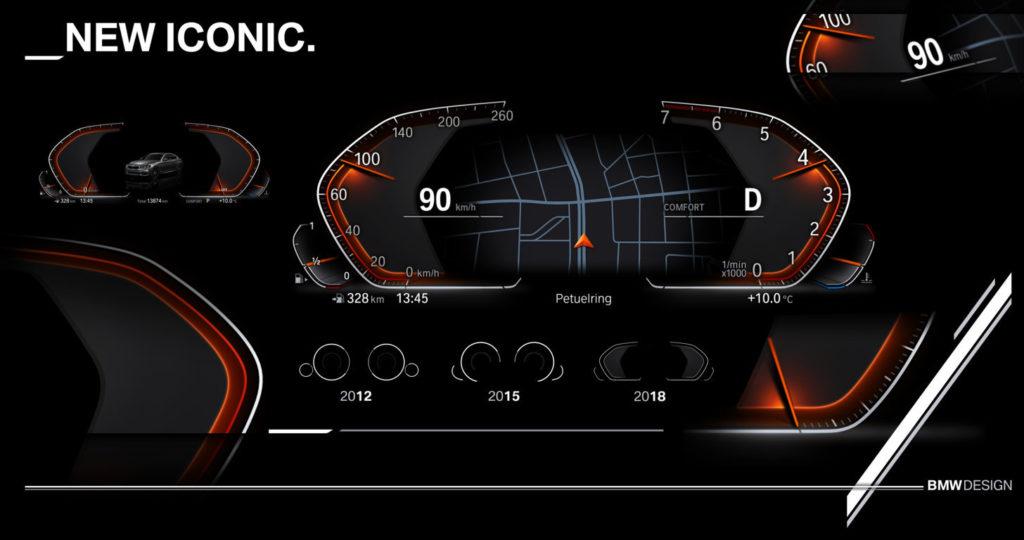 BMW iDrive 7.0 - BMW Operating System 7 - Digital Day 2018