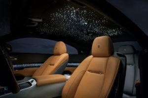 Rolls Royce Wraith Luminary Collection 2018 (10)