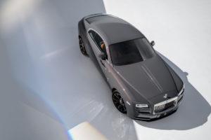 Rolls Royce Wraith Luminary Collection 2018 (2)