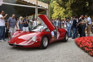 Alfa Romeo 33_2 Stradale Villa d'Este 2018 (2)