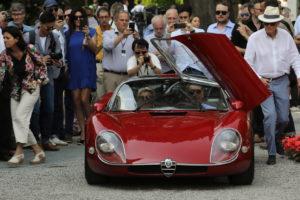 Alfa Romeo 33_2 Stradale Villa d'Este 2018 (3)
