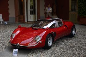 Alfa Romeo 33_2 Stradale Villa d'Este 2018