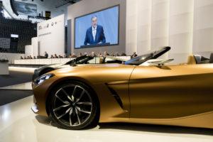 BMW Group AGM 2018 - Harald Kruger - BMW i - BMW - RollsRoyce - MINI (2)