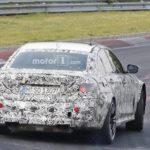 BMW M3 2020 G80 Spy - BMW Serie 3 G20 (10)
