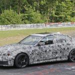BMW M3 2020 G80 Spy - BMW Serie 3 G20 (3)