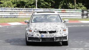 BMW M3 2020 G80 Spy - BMW Serie 3 G20