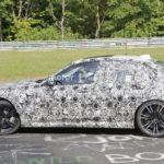 BMW M3 2020 G80 Spy - BMW Serie 3 G20 (4)