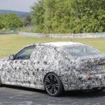 BMW M3 2020 G80 Spy - BMW Serie 3 G20 (5)