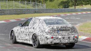 BMW M3 2020 G80 Spy - BMW Serie 3 G20 (6)