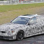 BMW M3 2020 G80 Spy - BMW Serie 3 G20 (7)