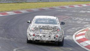 BMW M3 2020 G80 Spy - BMW Serie 3 G20 (9)