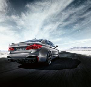 BMW M5 Competition 2018 - BMW M5 M xDrive F90 (2)
