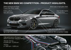 BMW M5 Competition 2018 - BMW M5 M xDrive F90 (21)