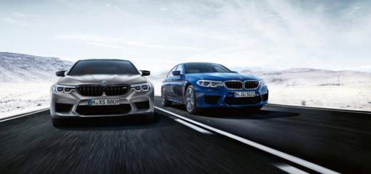 BMW M5 Competition 2018 - BMW M5 M xDrive F90 (3)