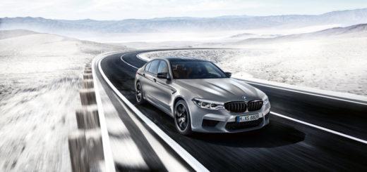 BMW M5 Competition 2018 - BMW M5 M xDrive F90