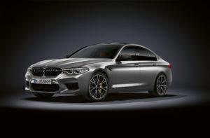BMW M5 Competition 2018 - BMW M5 M xDrive F90 (6)