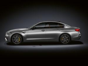 BMW M5 Competition 2018 - BMW M5 M xDrive F90 (8)