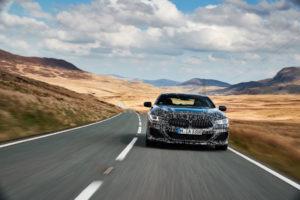 BMW M850i xDrive - BMW Serie 8 Coupe G14 Spy 2018 (2)