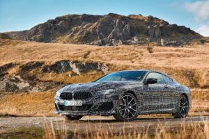 BMW M850i xDrive - BMW Serie 8 Coupe G14 Spy 2018 (5)