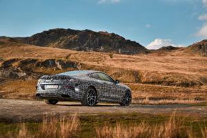 BMW M850i xDrive - BMW Serie 8 Coupe G14 Spy 2018 (6)