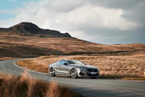 BMW M850i xDrive - BMW Serie 8 Coupe G14 Spy 2018 (7)