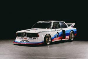 BMW Motorsport - BMW 3.0 CSL Rally 1972