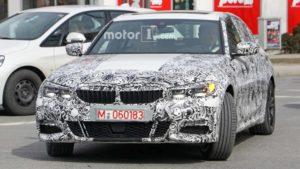 BMW Serie 3 2019 G20 Spy - BMW M340i M Sport (5)