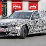 BMW Serie 3 2019 G20 Spy - BMW M340i M Sport (8)