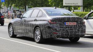 BMW Serie 3 G20 2019 Spy (4)
