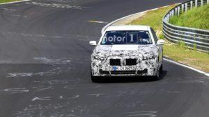 BMW Serie 7 facelift LCI 2019 G11 G12 Spy