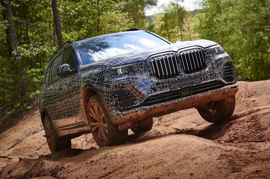 BMW X7 M50d xDrive - Pre Test - G07 2019 (13)
