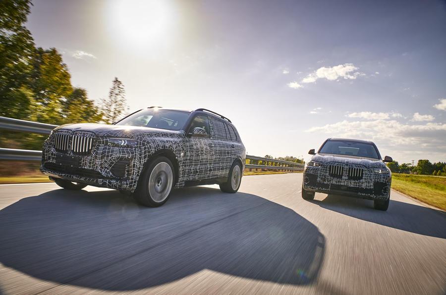 BMW X7 M50d xDrive - Pre Test - G07 2019 (3)