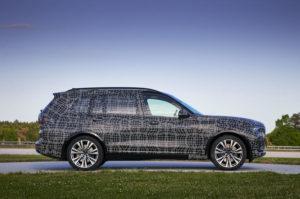 BMW X7 M50d xDrive - Pre Test - G07 2019 (8)