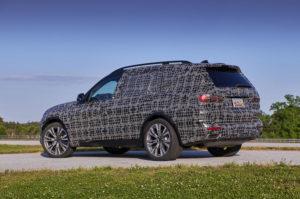 BMW X7 M50d xDrive - Pre Test - G07 2019 (9)