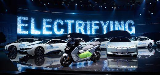 Record vendite BMW Group - BMW i - BMW iPerformance - MINI Electric