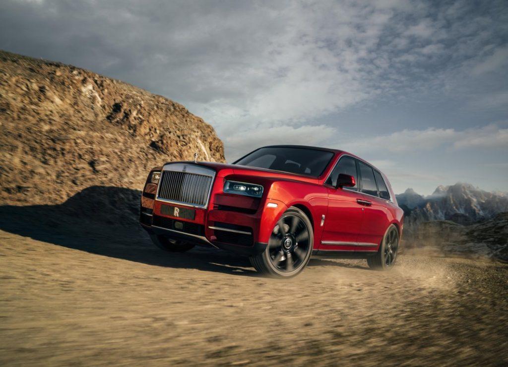 Rolls Royce Cullinan 2019 (2)