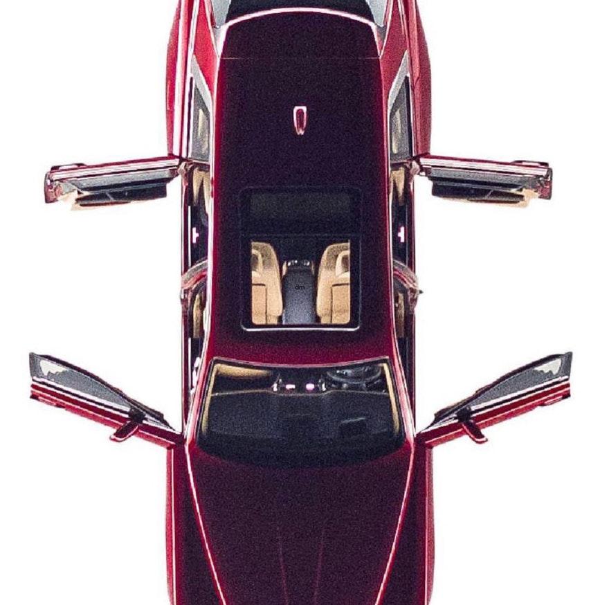 Rolls Royce Cullinan 2019 Leak Image (2)