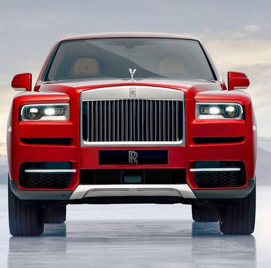 Rolls Royce Cullinan 2019 Leak Image (4)
