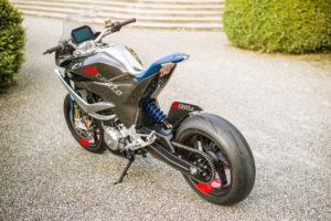 BMW Concept 9Cento 2018 Motorrad - Villa d'Este (2)