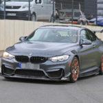 BMW M4 GTS - BMW M4 CSL prototype Spy