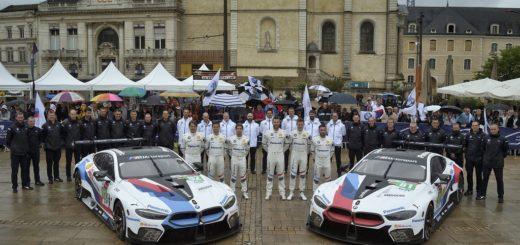 BMW M8 GTE 2018 24h Le Mans