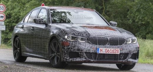 BMW Serie 3 2019 Spy G20 M340i_M340d Invidual (2)